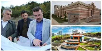 Projeler Kenti Atakum'da 5 Yılda Rekor Yatırımlar