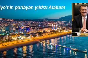 Türkiye'nin Parlayan Yıldızı Atakum'da Projeler Tam Gaz Devam