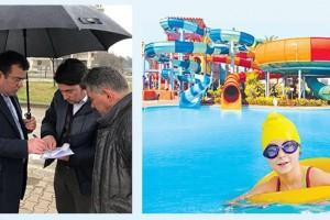 Atakum Aqua Park Yaza Hazır
