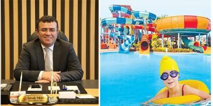 Atakum'un Dev Projesi Aqua Park Yaza Yetişecek