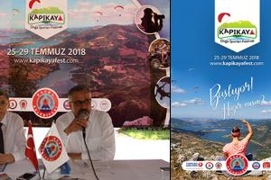Kapıkaya Fest Doğa Sporları Festivali Tanıtım Toplantısı Yapıldı