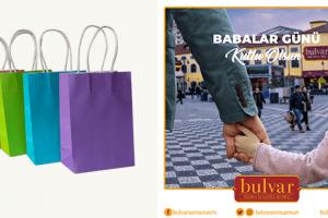Babalar Gününe Özel Alışveriş Çekleri Bulvar AVM'de