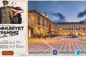 En Coşkulu Bayram Şehrin Merkezi'nde Kutlanacak