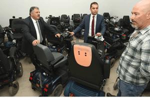Canik Belediyesi 255 Engelliyi Daha Sevindiriyor