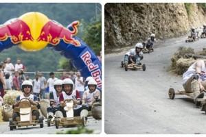 Tahta Otomobillerin Yarıştığı Red Bull Formulaz Rize'de Yapılacak