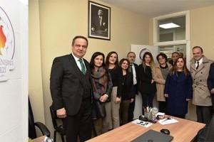 Kadın Danışma Merkezi Açıldı