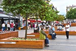 Giresun Atatürk Meydanı Şehrin Prestij Noktası