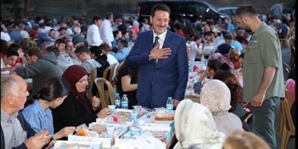İlkadım'da Ramazan Bir Başka Güzel