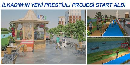Yaşam Parkuru Projesi İlkadım'a Nefes Aldıracak