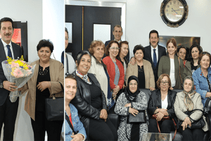İlkadımda, 10 Bin TL'lik Sergi Geliri Mehmetçik Vakfı'na Bağışlanıyor