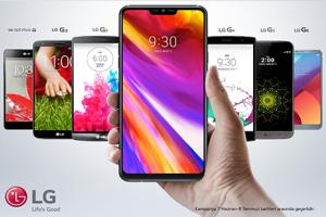 LG G Serisi Kazandırıyor