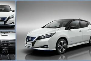 Avrupa'nın En Çok Satan Elektrikli Otomobili: NISSAN LEAF