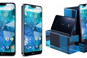 Nokia 7.1 Satışa Sunuluyor