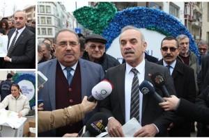 Büyükşehir Belediyesi 50 Bin Bez Çanta Dağıttı
