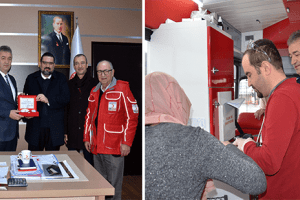 19 Mayıs Belediyesi'nden Kan Bağışı ve Kök Hücre Kampanyasına Destek