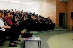 """OMÜ'de """"Devletin Görünmeyen Eli,  Sosyal Hizmet"""" Paneli"""