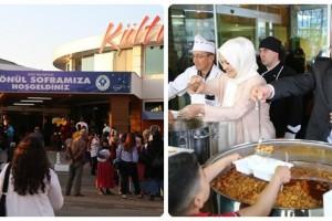 Rize'de Ramazan Bereketi Başladı