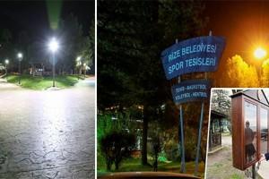 Sahil Park Yaza Hazır