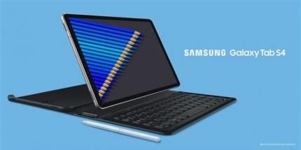 Daha Fazlasını Yapmak İsteyenlere Yeni Samsung Galaxy Tab S4