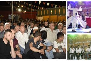 Tekkeköy'de Kadir Gecesi Özel Programı