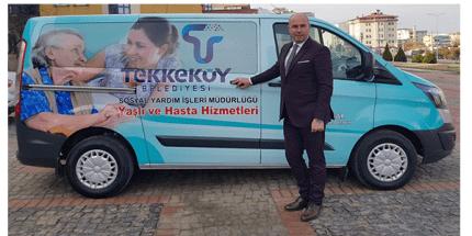 Tekkeköy Belediyesinden Fark Yaratan Sosyal Belediyecilik