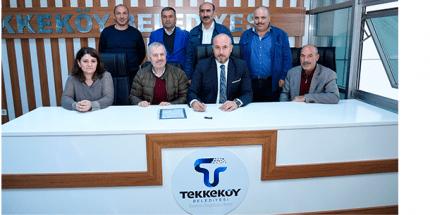 Tekkeköy'e En Büyük İkinci Mahallesine Cami Yapılacak