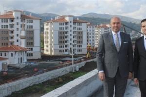 Tekkeköy'de Yeni Örnek Bir Yaşam Merkezi
