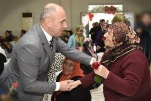 Başkan Togar'dan 8 Mart Dünya Kadınlar Günü Mesajı