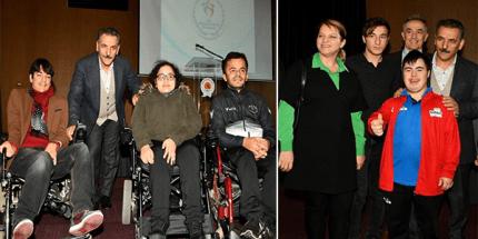 Engellilerin Önlerindeki Engelleri Kaldırmak Hepimizin Görevi Olmalı