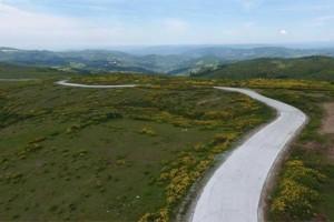Aybastı Yaylası ve Tepealan Yaylası Beton Yolla Bağlanıyor